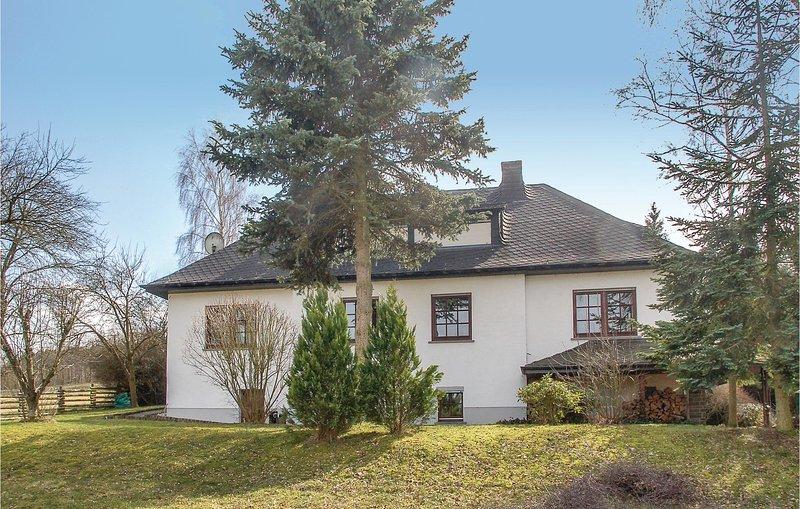 Nice home in Schönecken with WiFi and 1 Bedrooms (DEI213), holiday rental in Schönecken
