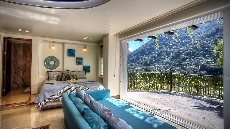 Luna Suite --Family Suite, holiday rental in Cabo Corrientes