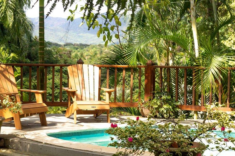 Purple Gate Villa in Pedro Brand, holiday rental in Pedro Brand