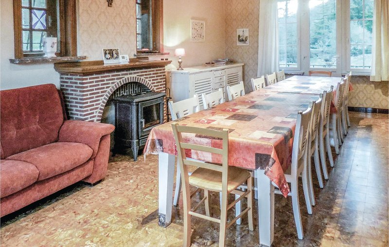 The Cascatelles, holiday rental in Montigny-le-Tilleul