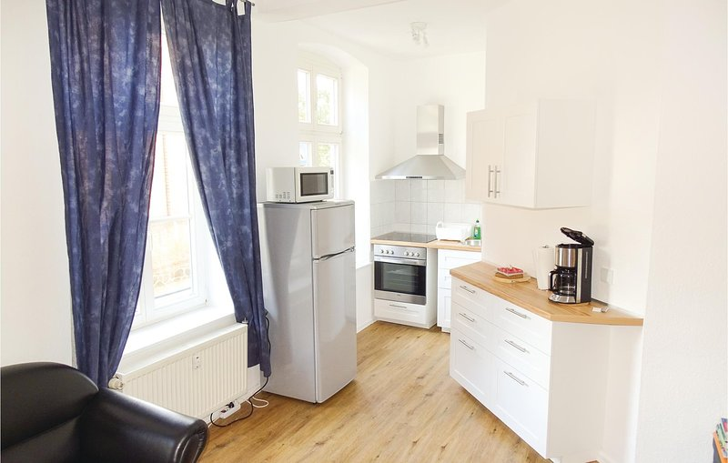 Nice home in Wismar with 2 Bedrooms (DMK177), holiday rental in Wismar