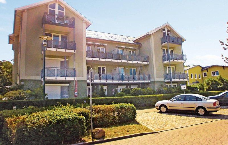 Beautiful home in Graal-Müritz with 1 Bedrooms (DMK215), holiday rental in Graal-Mueritz