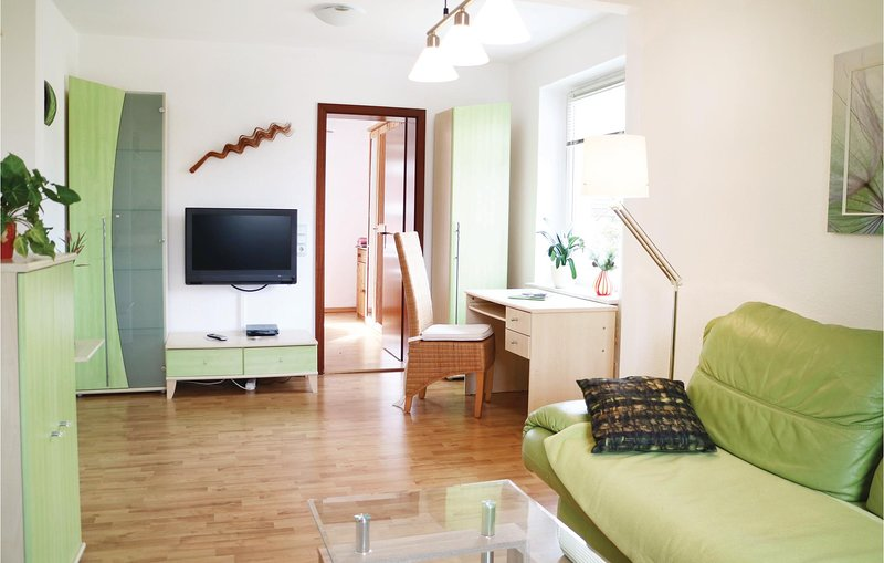 Beautiful home in Börgerende with WiFi and 1 Bedrooms (DMK214), holiday rental in Borgerende-Rethwisch