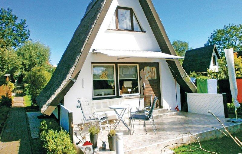Nice home in Elmenhorst with 0 Bedrooms (DMK337), vacation rental in Diedrichshagen