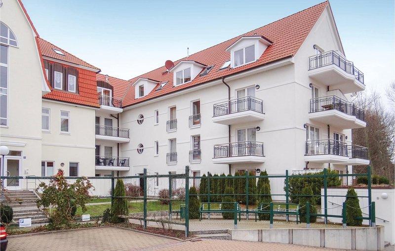Nice home in Schwarzer Busch with 2 Bedrooms (DMK479), casa vacanza a Oertzenhof