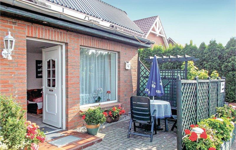 Stunning home in Elmenhorst with 0 Bedrooms (DMK441), vacation rental in Diedrichshagen