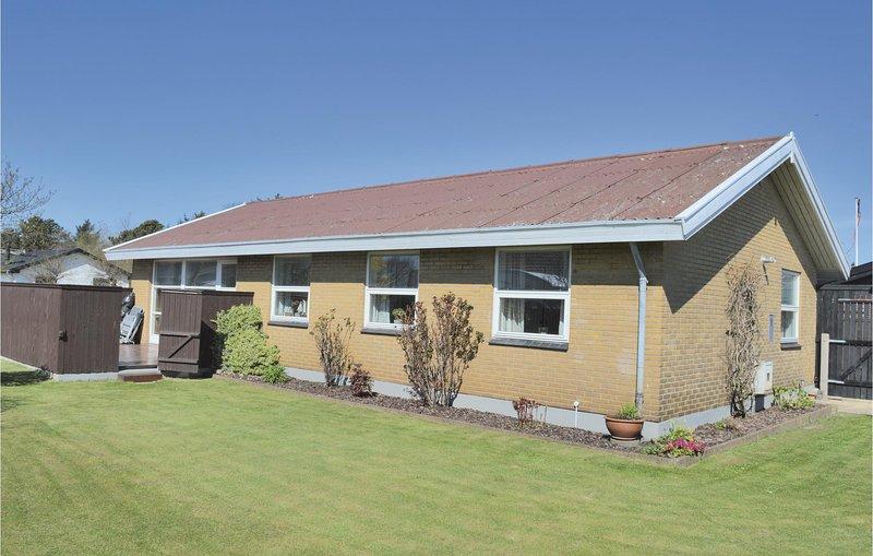 Amazing home in Skagen w/ WiFi and 3 Bedrooms (A01107), alquiler vacacional en Skagen