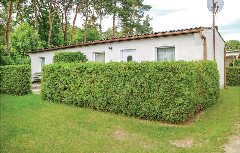 Stunning home in Bellin with 1 Bedrooms (DMK346), holiday rental in Viereck