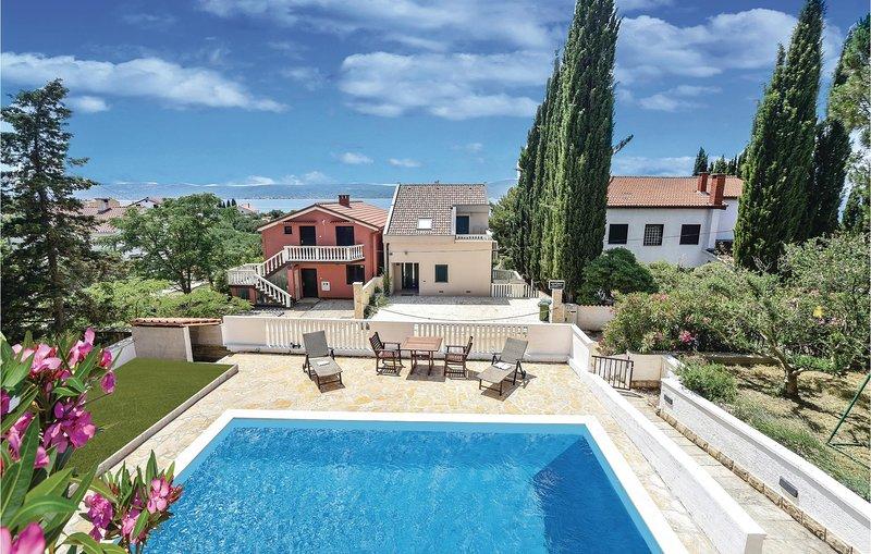 Stunning home in Sv.Petar with WiFi and 1 Bedrooms (CDA347), aluguéis de temporada em Sveti Petar na Moru