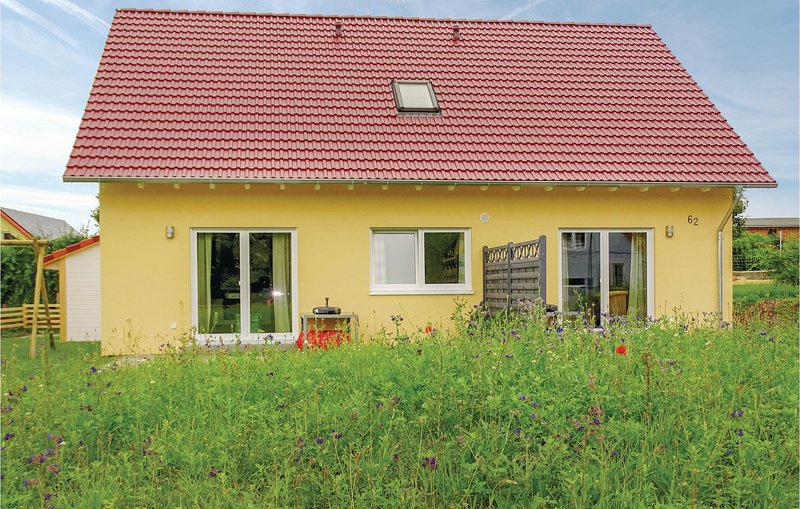 Awesome home in Boiensdorf with 1 Bedrooms (DMK526), holiday rental in Nantrow