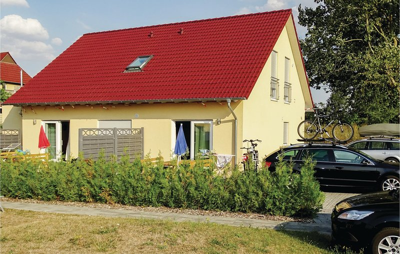 Nice home in Boiensdorf with 2 Bedrooms (DMK531), holiday rental in Nantrow