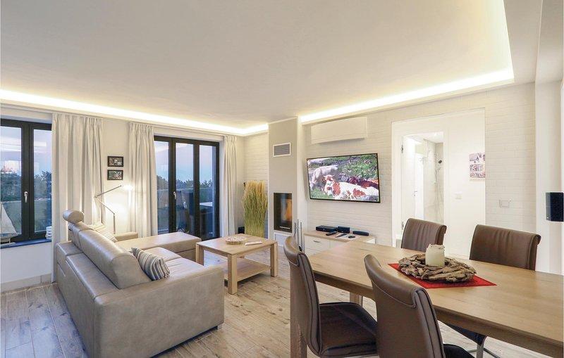 Skysuite (DMR791), holiday rental in Prora
