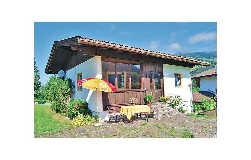 Nice home in Westendorf w/ 2 Bedrooms Chalet in Westendorf