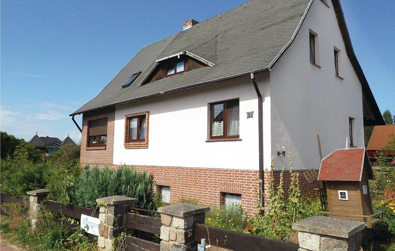 Amazing home in Koserow with 2 Bedrooms (DMU139), holiday rental in Uckeritz