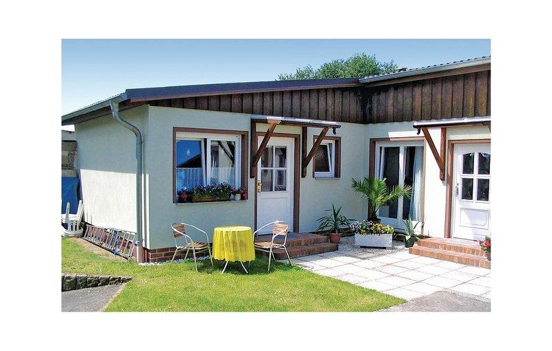 Stunning home in Karlshagen with 0 Bedrooms (DMU202), holiday rental in Karlshagen