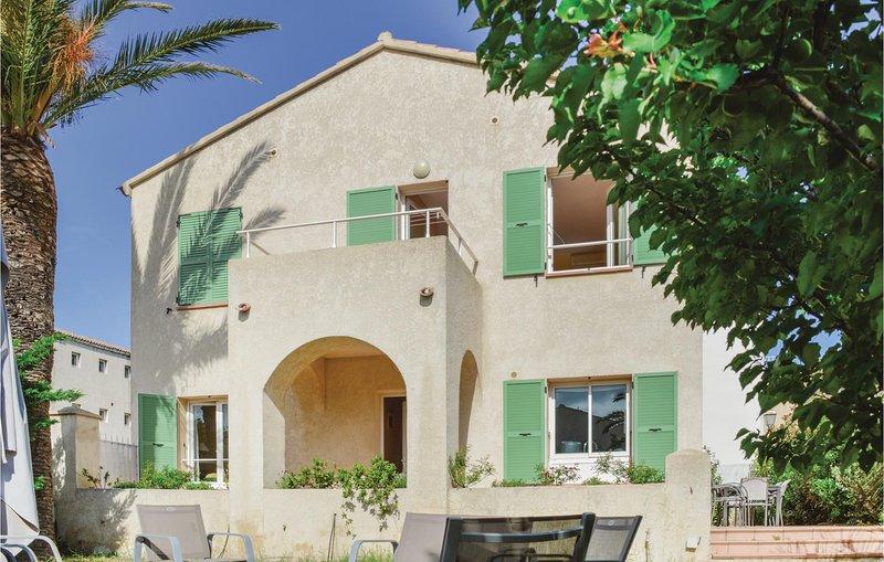 Beautiful home in Algajola with 3 Bedrooms (FKO107), holiday rental in Algajola