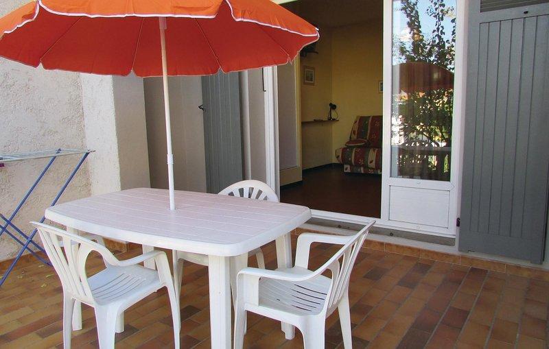 Nice home in Algajola with 1 Bedrooms (FKO115), holiday rental in Algajola