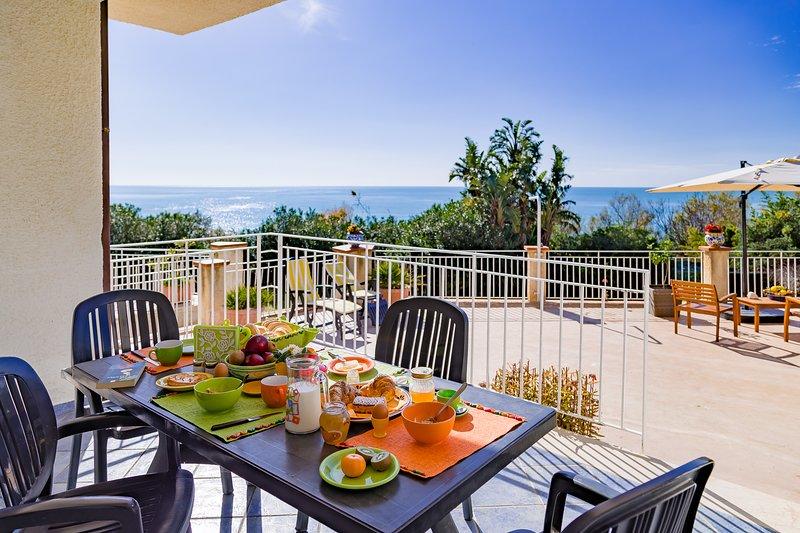 Lumia superior, vacation rental in Sciacca