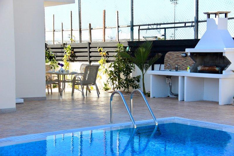 Villa Oceania - Luxury 3 Bdr villa with Private Pool at Nissi Beach Ayia Napa, vacation rental in Ayia Napa