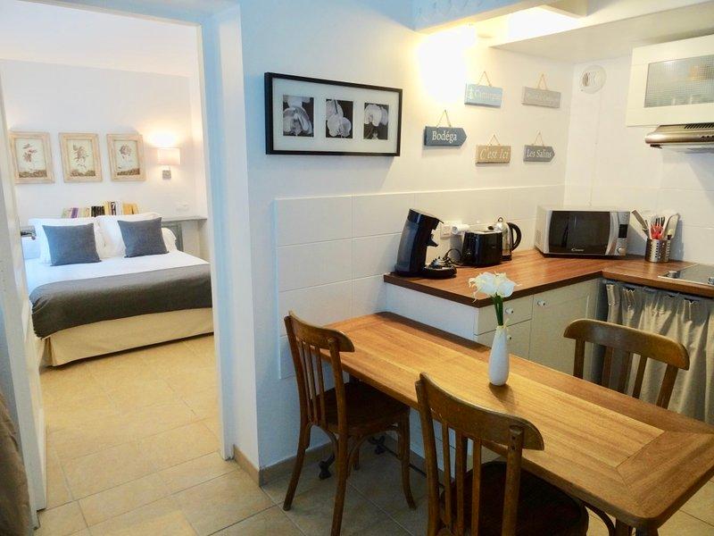 Duplex 'Lucques' T3 de 45m2, holiday rental in Saint-Laurent-d'Aigouze