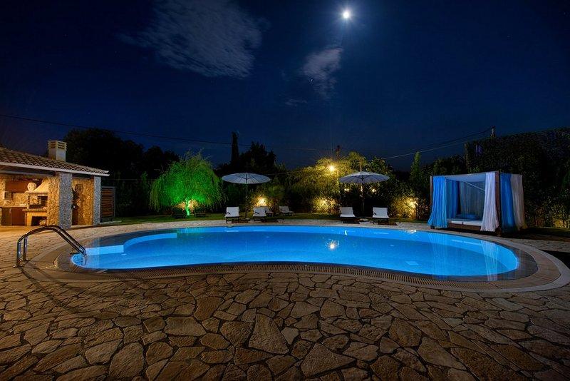 Villa Alisha - Corfou, Grèce