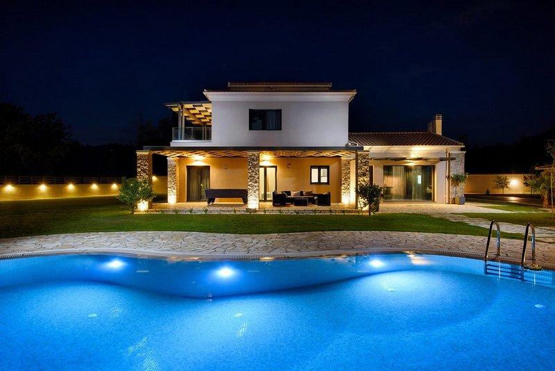 Villa Alisha, holiday rental in Dassia