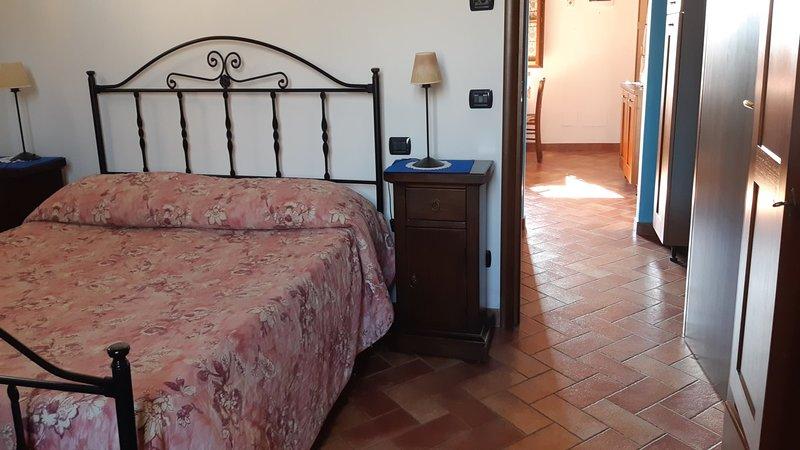 ORCHIDEA appartamento Vacanze in Toscana, alquiler vacacional en Calcinaia
