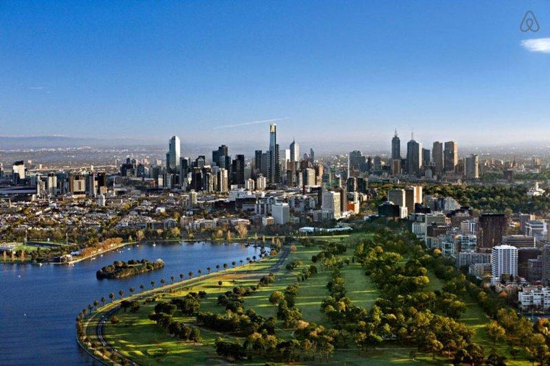 Melbourne. Fortfarande världens mest livliga stad.
