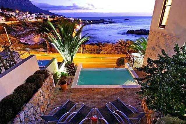 Camps Bay Terrace Palm Suite, holiday rental in Camps Bay