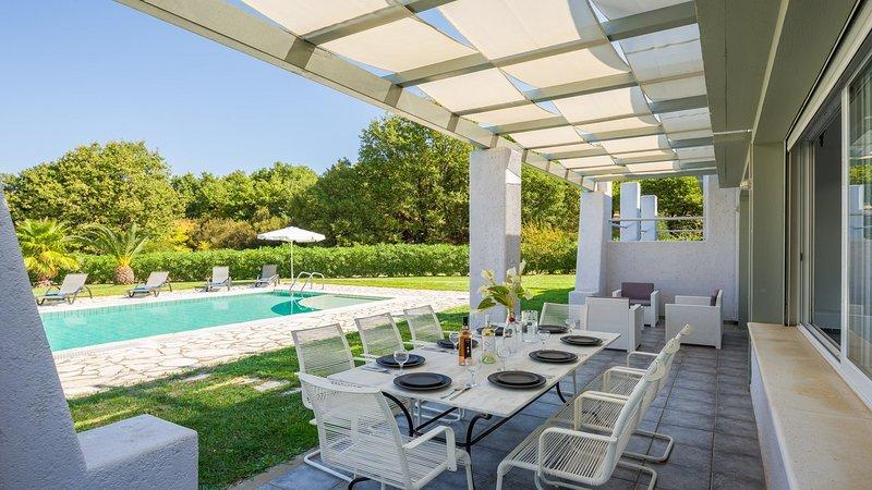 Villa Lysander - Corfou, Grèce