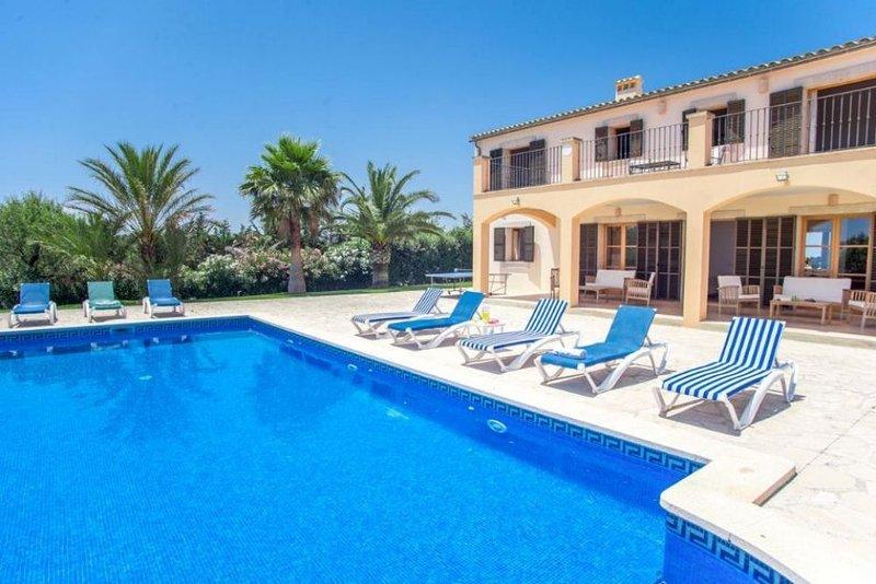 Villa Mirasol, holiday rental in Calonge