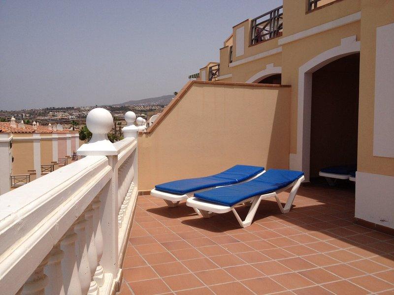 Veril del Duque great views, holiday rental in La Caleta