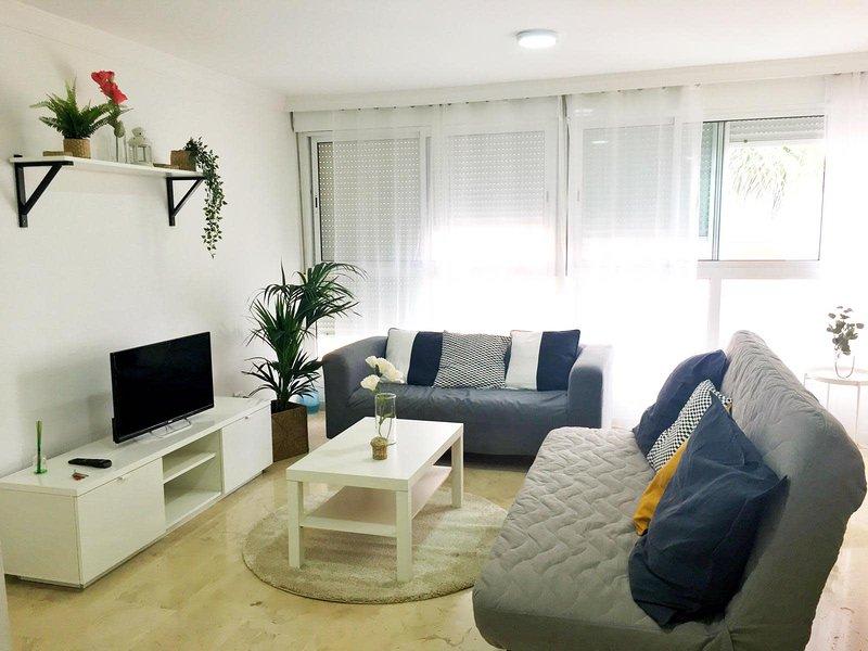 Sagasta Beach Apartment V by Canary365, vacation rental in Utiaca