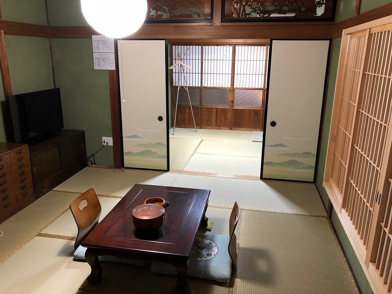 Traditional house suburb of Nagoya, near LEGOLAND, Free Airport shuttle service, casa vacanza a Chubu
