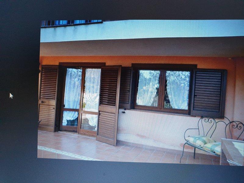 Villa Giusy entrada de espacio abierto