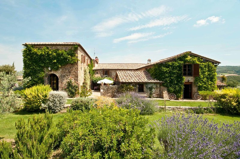 Villa Lorian, vacation rental in Montalcino