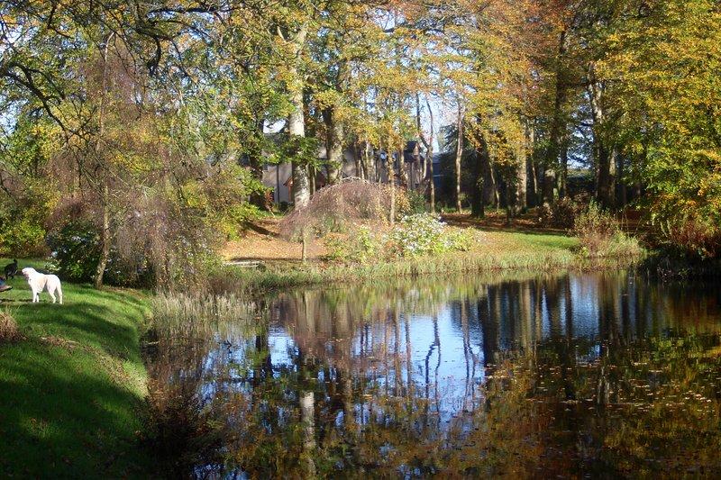 Nearby Rowallane Gardens