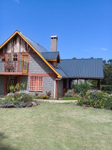 Davida farm cottage, alquiler de vacaciones en Lake Elementaita
