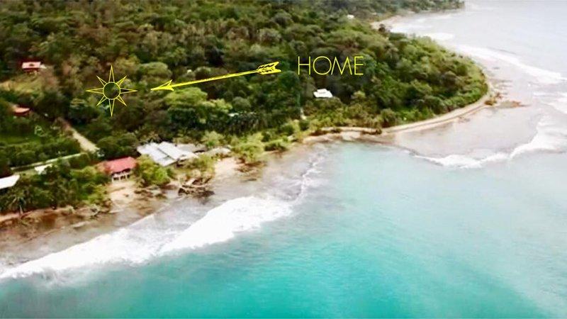 Gracias Madre Bocas del Toro, Ferienwohnung in Isla Bastimentos