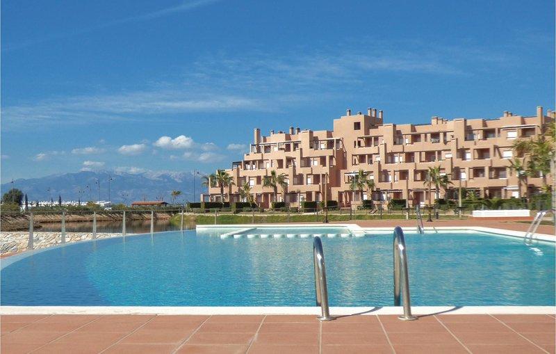 Amazing home in Alhama de Murcia with WiFi and 2 Bedrooms (ECC495), holiday rental in Cuevas de Reyllo