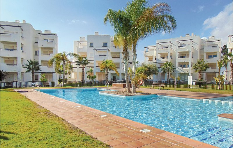 Beautiful home in Torre-Pacheco with 2 Bedrooms (ECC563), holiday rental in Balsicas
