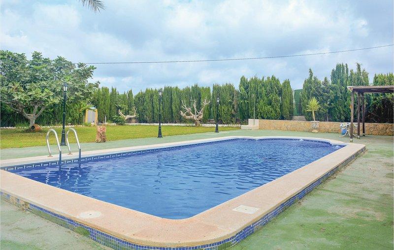 Villa los Sables (ECC577), holiday rental in Calabardina