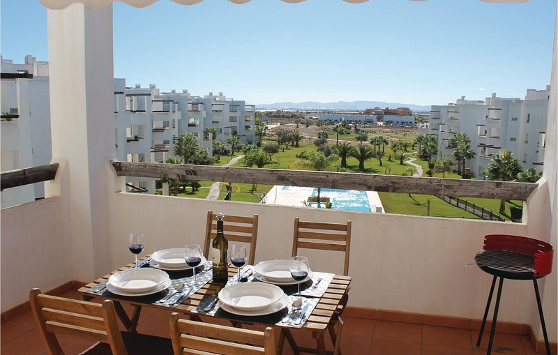Stunning home in Roldán with WiFi and 2 Bedrooms (ECC549), holiday rental in Balsicas