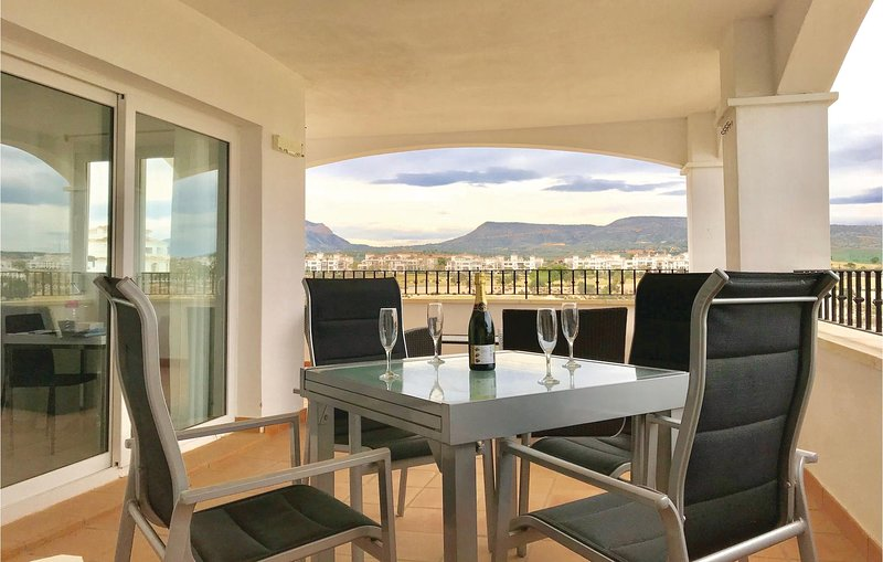 Awesome home in Murcia with WiFi and 2 Bedrooms (ECC682), holiday rental in La Tercia