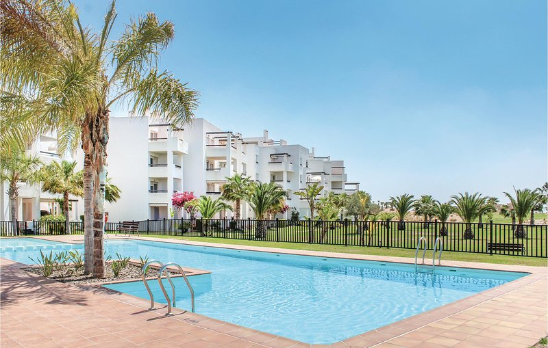 Awesome home in Roldán with 3 Bedrooms and WiFi (ECC689), holiday rental in Balsicas