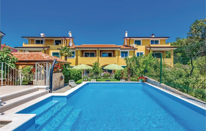 Beautiful home in Kostrena with WiFi and 2 Bedrooms (CKC969), holiday rental in Kostrena