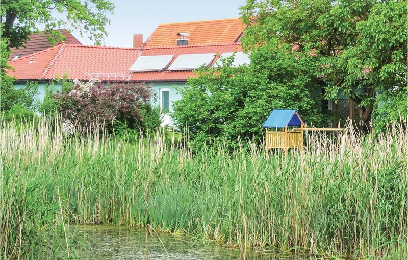 Beautiful home in Priborn with Sauna and 5 Bedrooms (DMV270), holiday rental in Larz