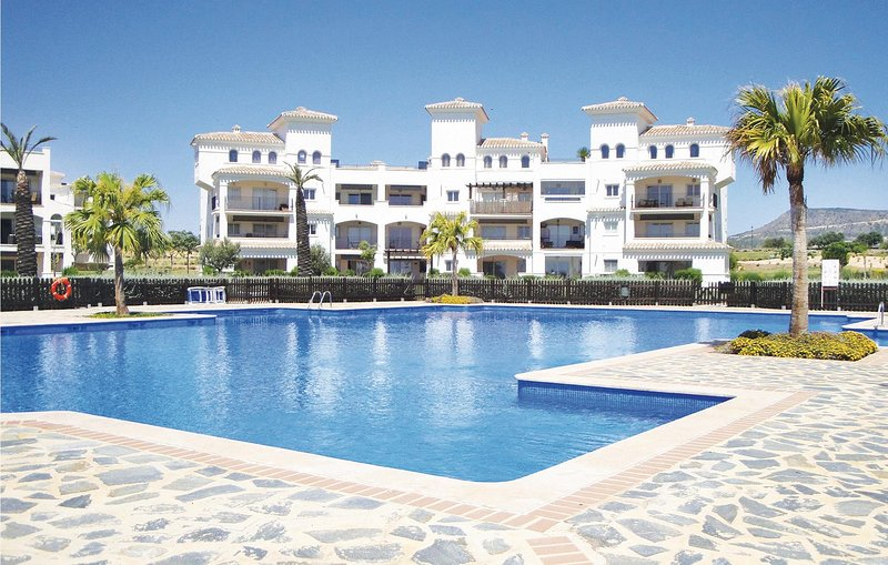 Golfresort Hacienda Riquelme (ECC152), holiday rental in La Tercia