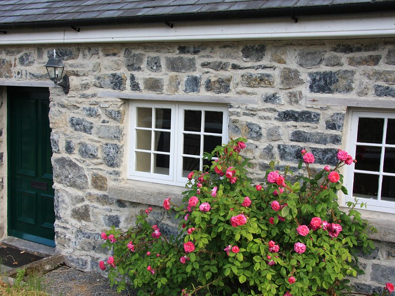 CHARLIE'S COTTAGE, open fire, short drive to Clare coast, garden with, vacation rental in Ballinasloe