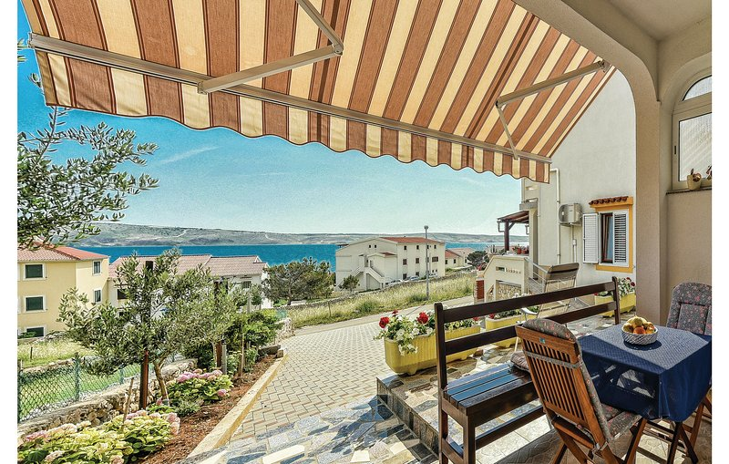 Amazing home in Kustici with WiFi and 1 Bedrooms (CKP616), holiday rental in Kustici